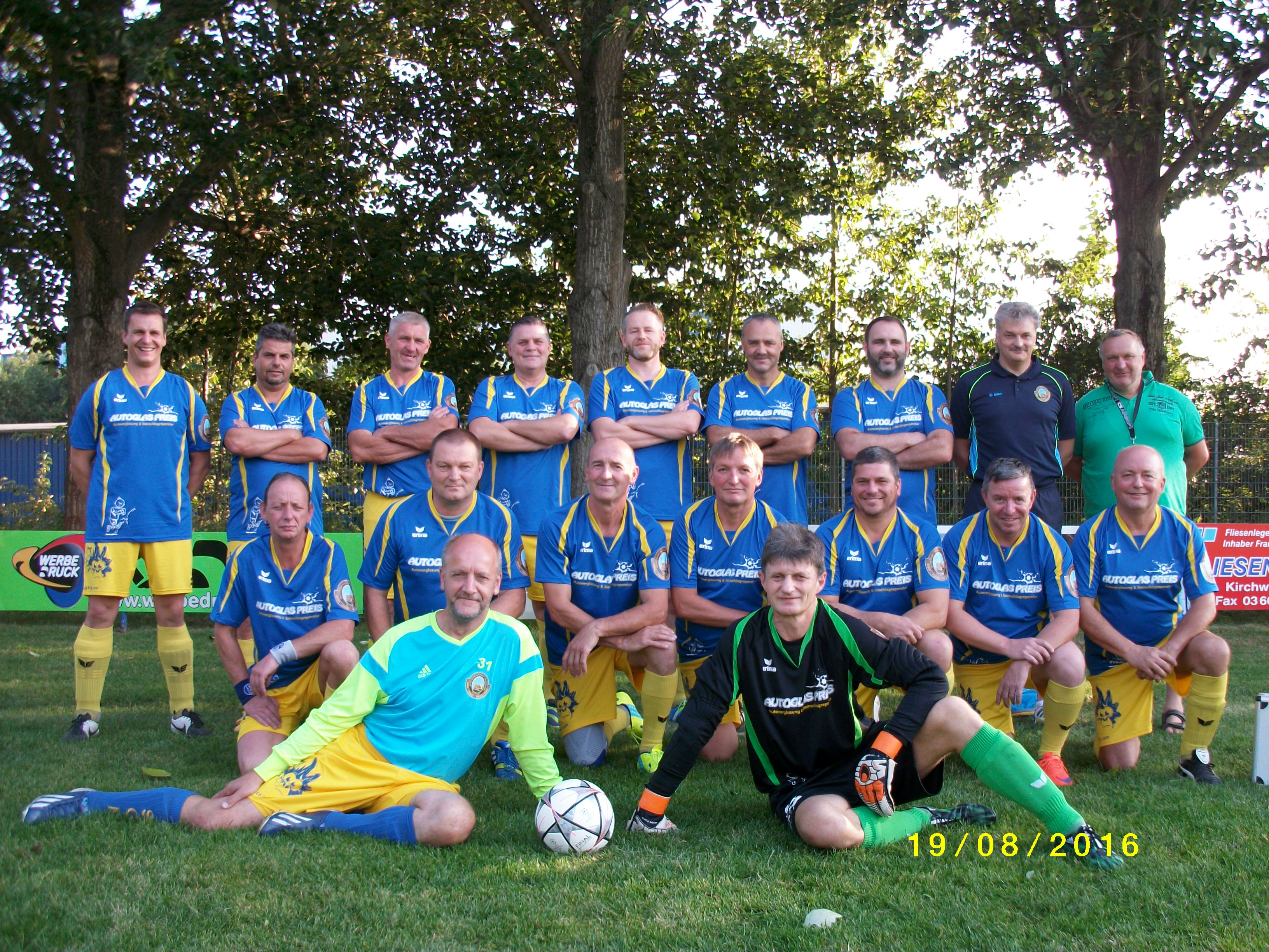 Alte-Herren Saison 2016/17