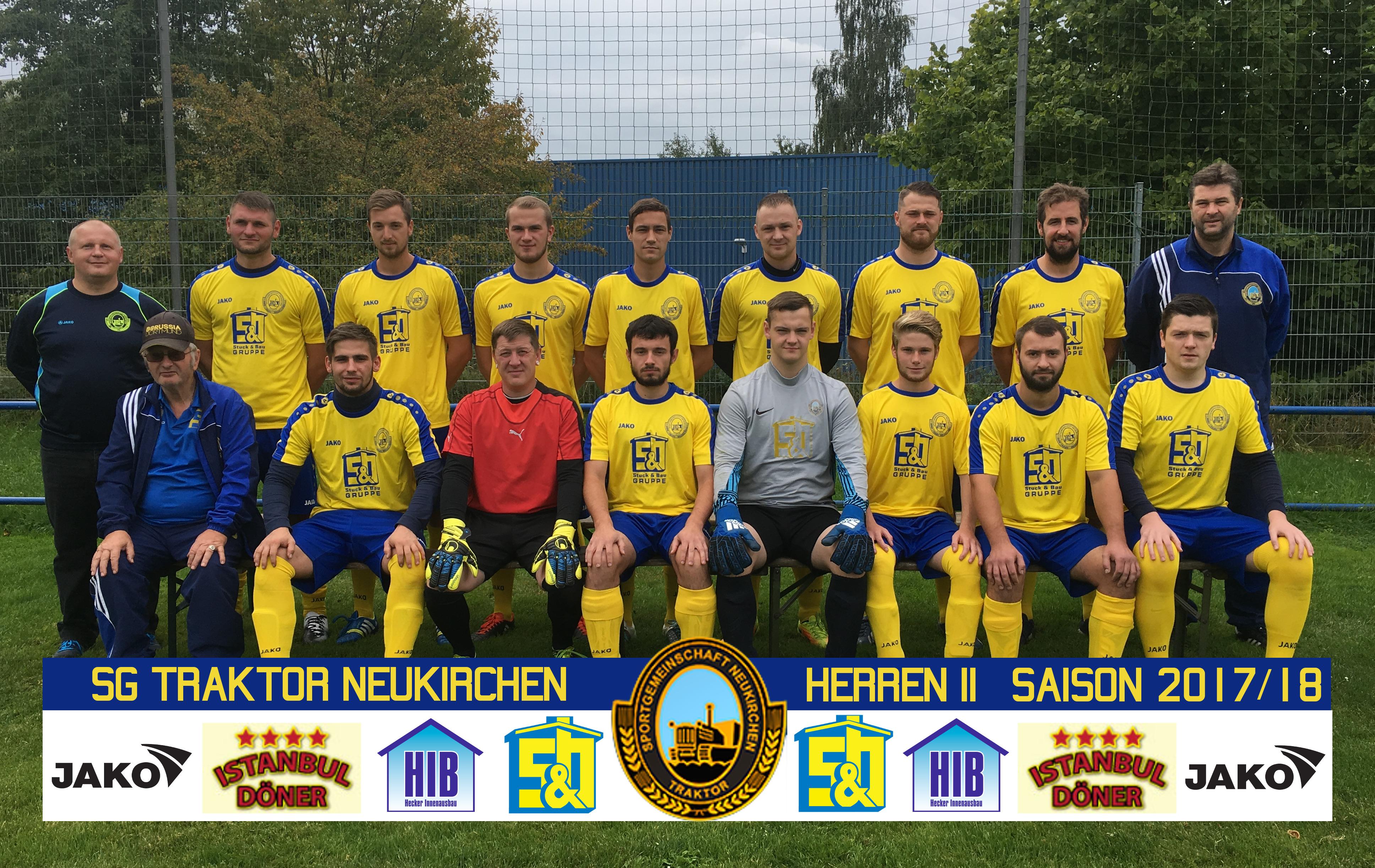 SGN Herren ll 2017/18