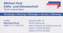 Kälte- und Klimatechnik Michael Hula
