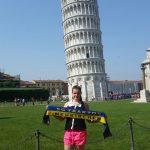 Schiefer Turm Pisa, Italien