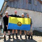 An der 3 Zinnenhütte (Dolomiten)
