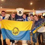 Bei den Eisbären Berlin in der O2-World