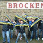 Ausfahrt Brocken 2013