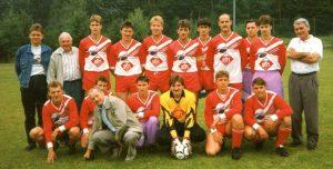 Freundschaftsspiel Leuchau 1992
