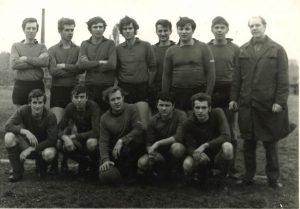 Mannschaftsbild 1970