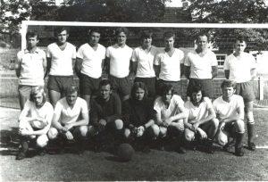 Mannschaftsbild 1973