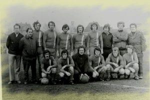 Mannschaftsbild 1974