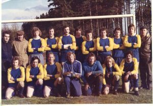Mannschaftsbild 1975
