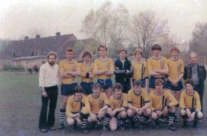 Mannschaftsbild 1983