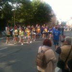 Festumzug Crimmitschau Cheerleader