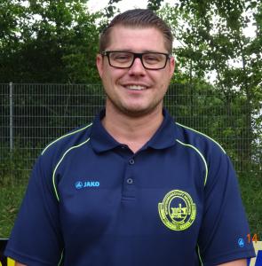 Übungsleiter-Assistent Alexander Popp