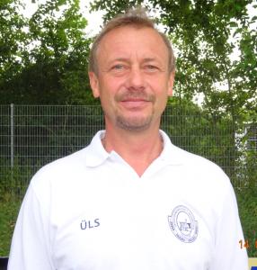 Übungsleiter Jörg Schmidt
