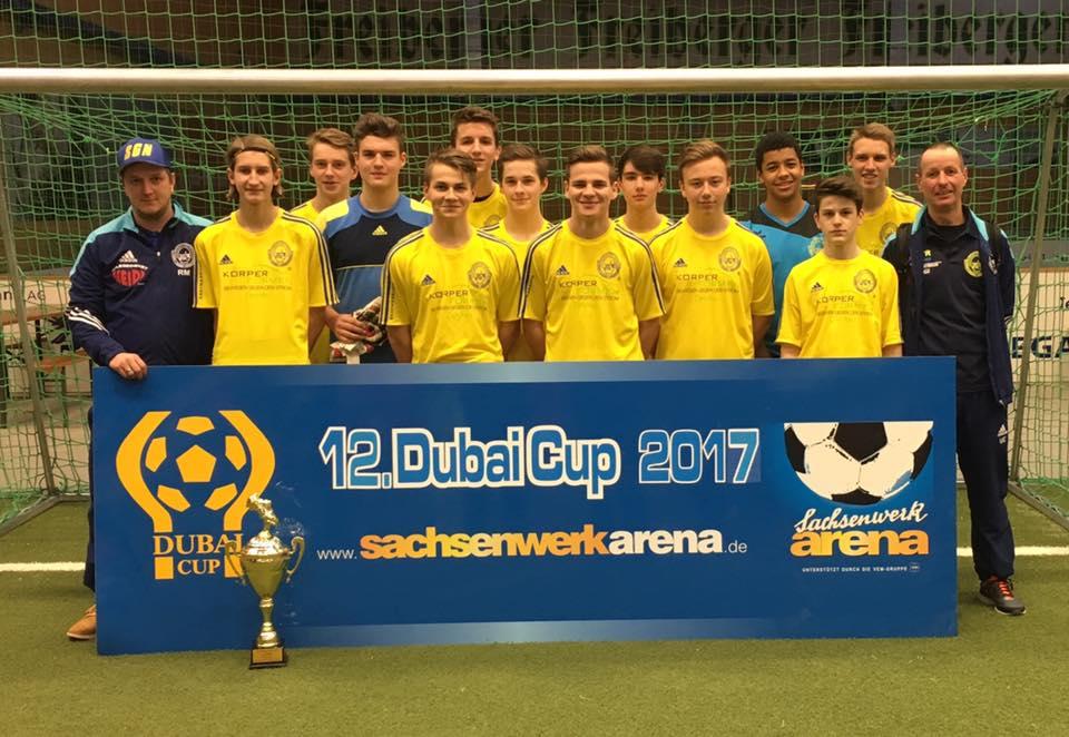 Siegerfoto Dubaicup