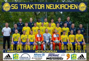 Mannschaftsfoto 18-19